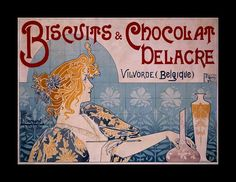 Image result for mucha biscuits poster