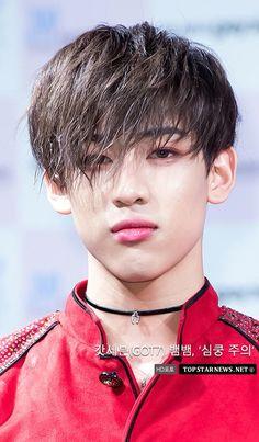 Image result for got7 bambam derp face