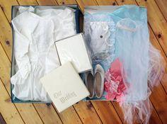 Vintage Memorabilia from a 1959 Wedding: Dress, Shoes, Memories Book, Photo Album, Veil, Garter, etc. Time capsule! by PoorLittleRobin