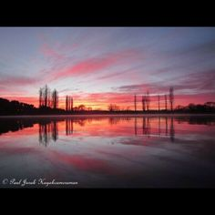 """The Kayakcameraman took this image of """"pastel perfection"""" while paddling in Canberra"""