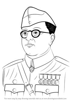 Image result for subhash chandra bose full photo in 2019