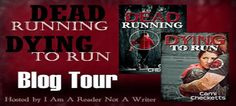 Laurie's Non-paranormal Thoughts and Reviews: Dead Running & Dying to Run by Cami Checketts: Character Interview