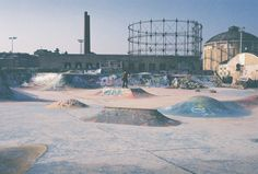 Suvilahti Skatepark