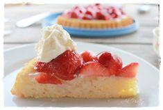 Erdbeerkuchen schnell gemacht und das Rezept für Quark-Öl-Teig für Obstkuchen, sehr lecker und besser als vom Bäcker. Und hier ist das Rezept http://wolkenfeeskuechenwerkstatt.blogspot.de/2011/05/erdbeerkuchen-oder-quark-ol-teig-fur.html