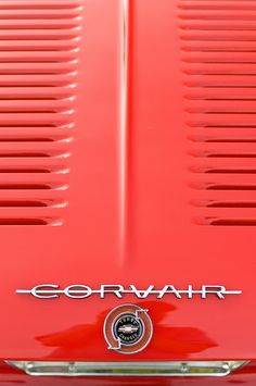 Corvair Turbo Charged