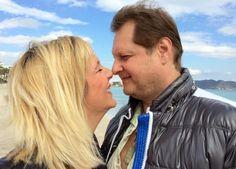 Jens Büchner und Daniela Karabas werden bald Zwillings-Eltern. Entsprechend hoch ist die Verantwortung des 46-Jährigen.
