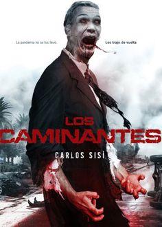 los-caminantes-1, Carlos Sisi. Reseña libro. Blog literario Libro cafe y manta