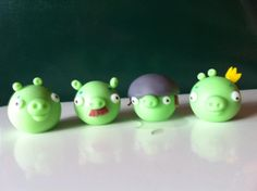 my version of the Bad Piggies =D