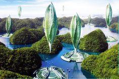 Edifícios flutuantes poderiam ser o futuro da sustentabilidade?