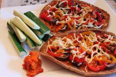 Como hacer una pizza con queso saludable   Rays Arts Magazine #vida #salud #pizza