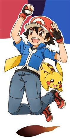 Pokemon Trainer Ash, Ash Pokemon, Pokemon Funny, Pikachu, Pokemon Images, Pokemon Pictures, Pokemon Ash Ketchum, Doremon Cartoon, Friends
