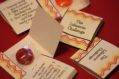 Great Gratitude/Prayer Project: Lifesaver Challenge! This is great for so many things!