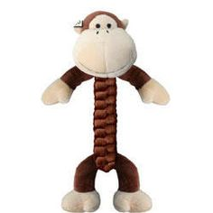 Silly Bums Dog Toys Monkey