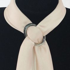Details about Fashion Natural Shell Scarf Ring for Silk Scarves Buckles Brooch Ladys Gifts - Krawatte Gürtel Schnürsenkel u. Scarf Knots, Scarf Rings, Scarf Necklace, Scarf Jewelry, I Love Jewelry, Jewelry Gifts, Jewellery Bracelets, Teen Jewelry, Coral Jewelry