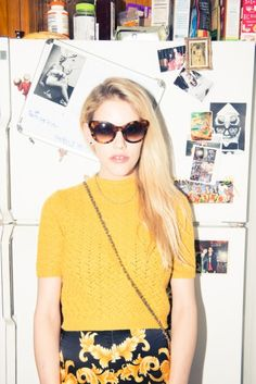 Ashley Smith - The Coveteur