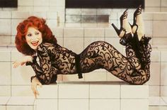Liliane Montevecchi Nine 1982