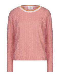 PAUL & JOE Sweater. #pauljoe #cloth Round Collar, Salmon, Jumper, Paul Joe, Long Sleeve, Sleeves, Sweaters, Pink, Clothes