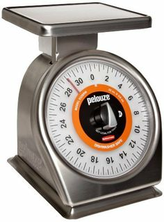 Pelouze Heavy-Duty Digital Dual Capacity Receiving Scale by Pelouze. $83.25. Great for food processing use. Rotating dial for easy tare. Alignment notch for precise and quick zero reset. Stainless steel construction will not rust. Dishwasher-safe housing and platform remove easily without tools. Measures in 1/4 ounce. Increments.. Save 43%!