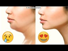 4 Easy Face Exercises For Double Chin Removal And Wrinkles Gym Workout Videos, Gym Workout For Beginners, Fitness Workout For Women, Exercise To Reduce Hips, Double Chin Removal, Double Chin Exercises, Face Yoga Exercises, Weight Loss Routine, Face Skin Care