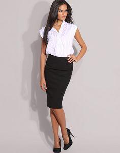 secretary/teacher costume