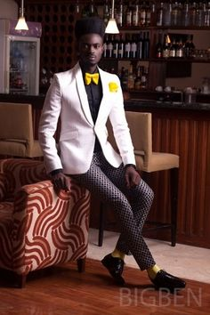 """Brand New Nigerian Fashion Label BigBen Debuts With """"Dapper Men"""" Collection, Check Out Lookbook!"""