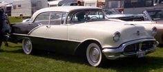 1956 Oldsmobile Holiday 88