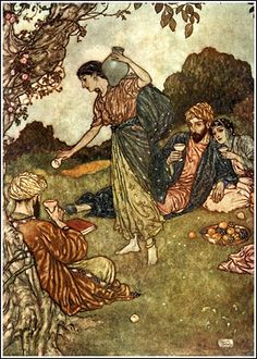 Rubaiyat of Omar Khayyam   Published by Hodder & Stoughton ~ 1909