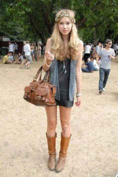 Music Festival style.    From fashionfinder.asos.com ...