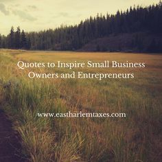 Quotes to Inspire Small Business Owners and entrepreneurs