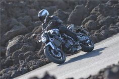 Nova Yamaha MT-07