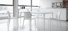 Sol | Bonaldo |white kitchen