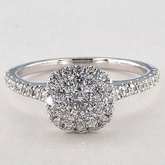 20 Stunning Diamond Engagement Rings Under $3,000 | Engagement rings, Past  present future and Diamond engagement rings