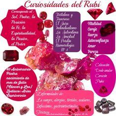 El #Rubí Curiosidades de la Piedra Preciosa - Club Salud Natural