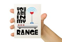 Valentine's Day - You are in my ♥'s range lol