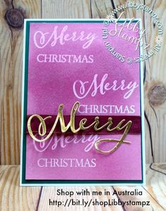 Uses Merry Christmas
