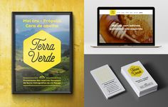Creative Agency: Estúdio Insólito Project Type: Produced, Commercial Work Client: Terra Verde Location: Rio de Janeiro, Brazil Packagi...