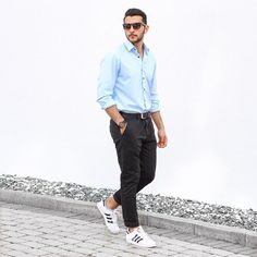 Simple outfit ideas for men #mens #fashion #style