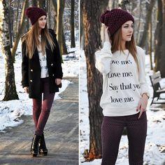 Look de invierno