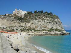 Kennst Du schon die schönsten Bade-Orte in Süditalien? Diesmal führte mich meine Reise nach Tropea in der Region Kalabrien.
