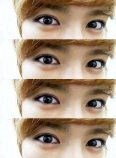 Pançak gözler~~