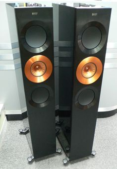 Kef Reference 3 Speakers - Foundry Edition