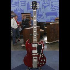 1964 Gibson SG Standard Guitar