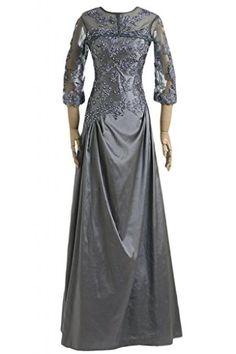 Gorgeous Bridal Decent Taffeta Mother of the Bride Dress with Tulle Jacket- US Size 17W Gorgeous Bridal http://www.amazon.com/dp/B00NOPPUD0/ref=cm_sw_r_pi_dp_TMcqub0N1CD9A