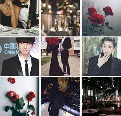 Date night with chanyeol Chanbaek, Park Chanyeol, Greek Mythology, Kpop Groups, Korea, Wallpaper, Couples, Celebrities, Instagram