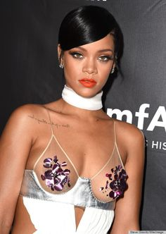divine! only Riri could pull this off.