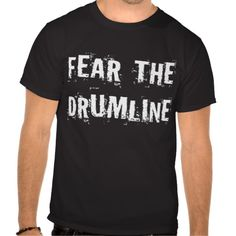 $$$ This is great for          	Fear The Drumline Black T-shirt           	Fear The Drumline Black T-shirt online after you search a lot for where to buyDiscount Deals          	Fear The Drumline Black T-shirt lowest price Fast Shipping and save your money Now!!...Cleck Hot Deals >>> http://www.zazzle.com/fear_the_drumline_black_t_shirt-235783919767423046?rf=238627982471231924&zbar=1&tc=terrest