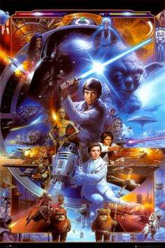 Star Wars Posters bij AllPosters.nl 8 euros