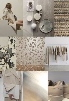 F/W 2018-19 women's colors trend: neutral ground