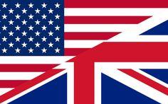 Differenze tra British English e American English Ti sei mai chiesto quali sono le differenze tra l'inglese che si parla negli USA e l'inglese parlato in Inghilterra? Quali delle due forme è più corretta? Che cosa hanno di diverso? Che accento è me #inglese #scuola #lingue