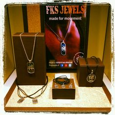FKS Jewels collection created by Paolo Brunicardi Goldsmith for FKS Wellness Club available now @Brunicardi Preziosi Jewelry Store